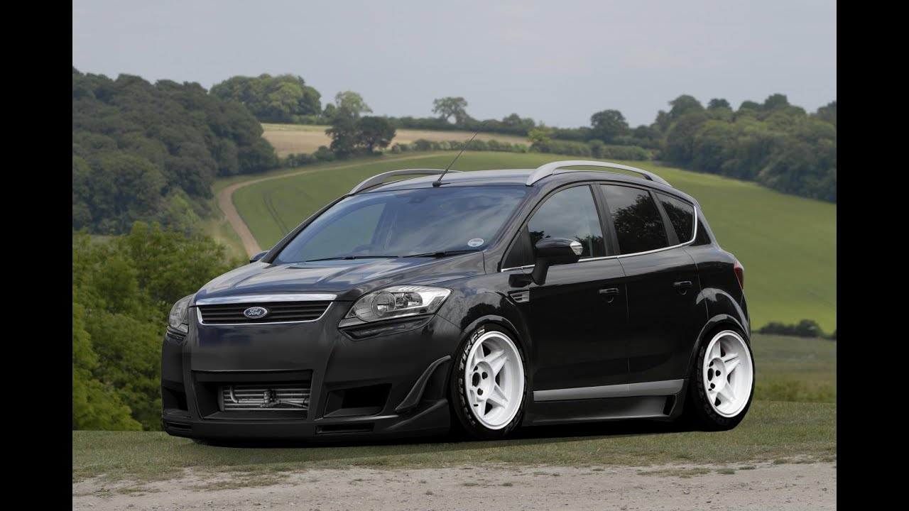 virtual tuning ford kuga 152 youtube
