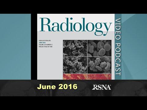 June 2016 Radiology Podcast