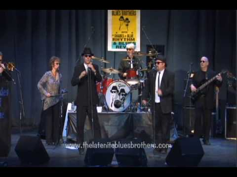 Soul Man- the Late Nite Blues Brothers-Live at the Dixon Theater