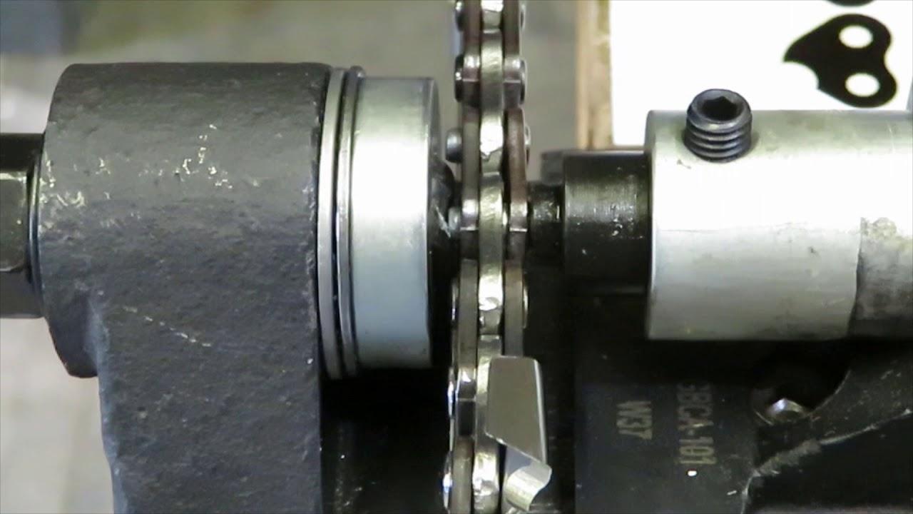 """Vernietgerät Nietgerät ¼"""" 3//8"""" .325"""" .404 vernieten von Sägeketten 1,1-2,0mm"""