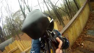 SaltFork Paintball - GoPro Blake - 11.03.12