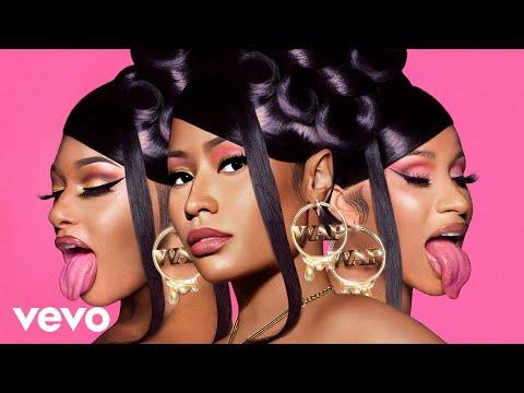 Cardi B, Megan Thee Stallion, Nicki Minaj – WAP [MASHUP]