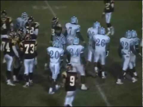 #22 Anthony Wright- Compton High School Football Senior Season Highlights- Class of 2007