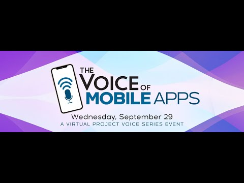 The Voice of Mobile Apps (by Project Voice)