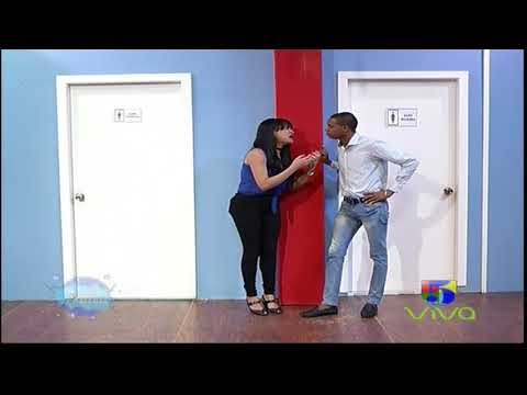 Los Baños Públicos / Los 2,000 pesos /  en EL Show de La Comedia