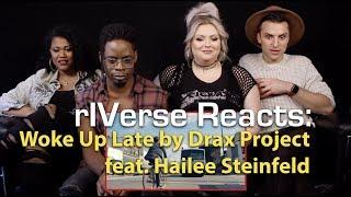 rIVerse Reacts: Woke Up Late by Drax Project (Starring Liza Koshy) - M/V Reaction
