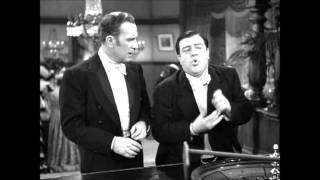 Abbott & Costello - Money Swap & Roulette