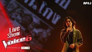 ไม้หมอน - ลุงขี้เมา - Live Show - The Voice Thailand -  25 Feb 2018