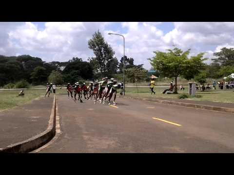 2012 Africa Speed Skating Championship