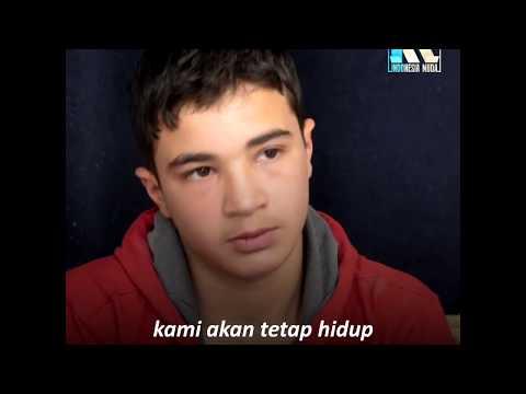 #SyrianStory - Yahya anak syria tampan yang berjuang keras