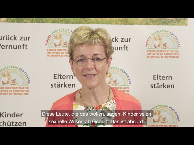 Statement von Frau Nationalrätin Verena Herzog #2