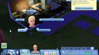 The Sims 3 (8.část) - oprava umyvadla