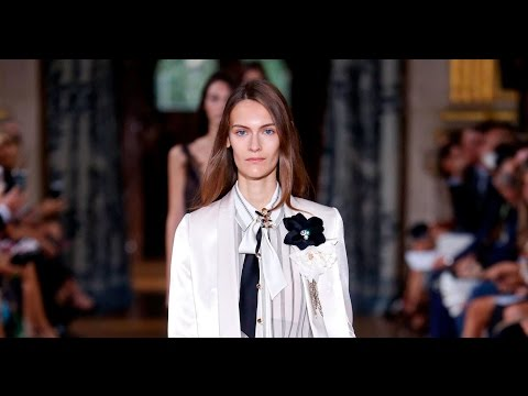 Lanvin | Full Show | Women's Wear | Paris Fashion Week | Spring/Summer 2017