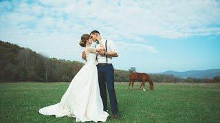 Свадебный клип Александра и Яны