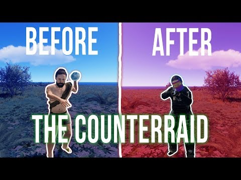 [RUST] THE COUNTER RAID thumbnail