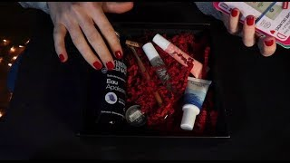 ASMR | *HD* Unboxing Biotyfull Box 🍁 Déclencheurs ~ Tapping, crinkle...