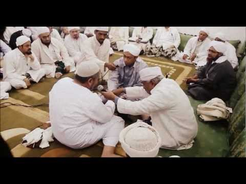 Akad Nikah Muhammad Iqbal Hanif di Tarim, Hadhramaut,  2 Jan 2012