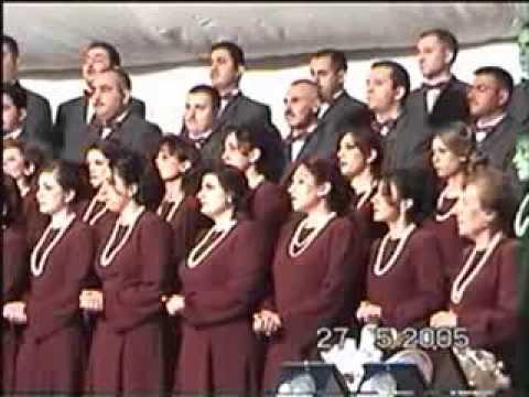 Komitas Yerkchakhomp - (Yeridasartats Miyotune Baghdad - Iraq)
