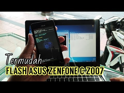 cara-paling-mudah-flash-asus-zenfone-c-(z007)