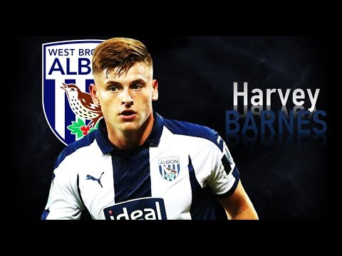 HARVEY BARNES - Goals & Skills | 2018/2019 | West Brom