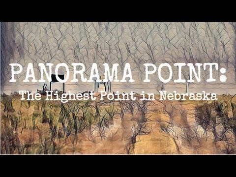 Highpointing: Panorama Point, the highest point in Nebraska – Rooftops of America