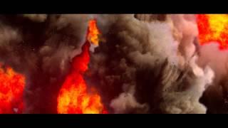 自主特撮怪獣映画『プロメテウスの火』特報 Ritsumeikan University Cin...