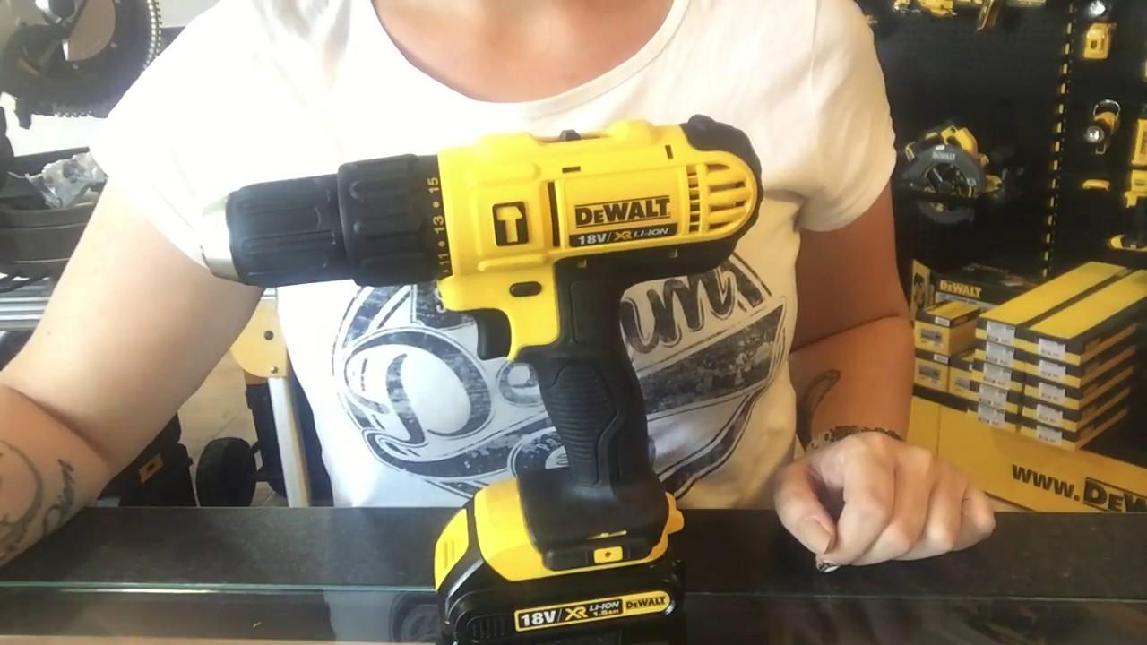 dewalt dcd776 - dewalt hammer drill - dewalt drill 18v - hammer