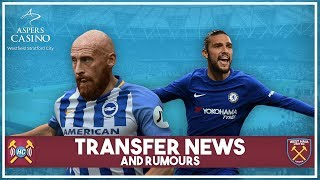 West Ham Utd transfer news & gossip | Carroll to Chelsea & Collins to Brighton