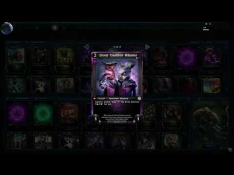 HEX: Shards of Fate - How to Build a Deck