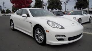2010 Porsche Panamera Videos