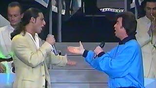 Fiorello & Little Tony - Riderà / Tutti Frutti / Cuore matto - Fiorello Show (1995)