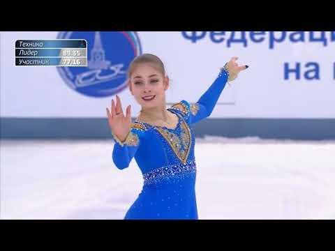 Alena Kostornaya FP - Russian Nationals 2019