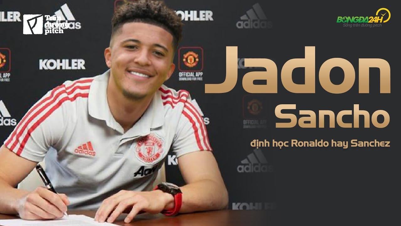 Những số 7 huyền thoại trong màu áo Man United | Sancho định học Ronaldo hay Sanchez