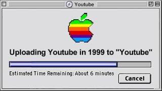 YouTube in 1999