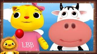 A Tisket A Tasket   Nursery Rhymes & Kids Songs!   Videos For Kids   Animal FURRENZY!