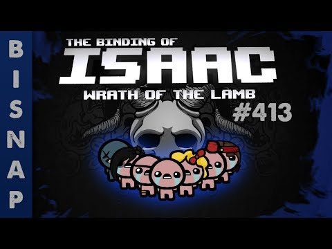 The Binding of Isaac Episode 413 - Orient