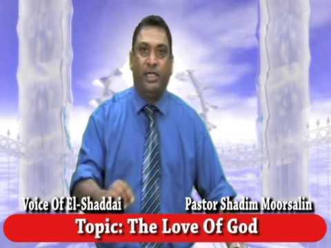 Voice Of El shaddai 27 march 2016