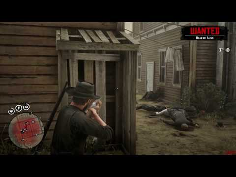 Red Dead Redemption 2 - Ragdoll Compilation #10 thumbnail