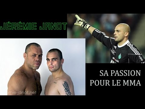 Jérémie Janot: sa passion pour le MMA