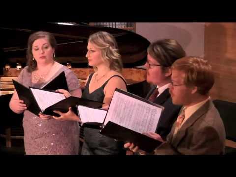 Brahms' Liebeslieder Waltzer, Op 52 Am Donaustrande
