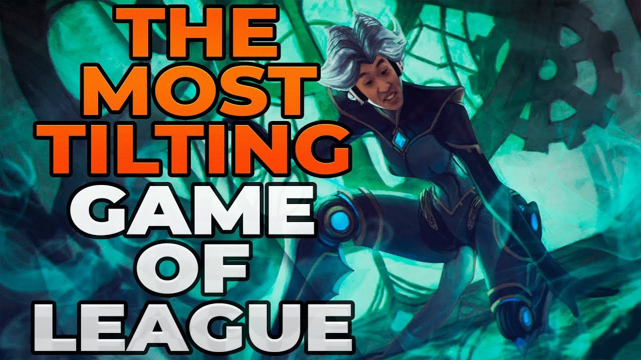 WEEKND - The Most TILTING Game of League