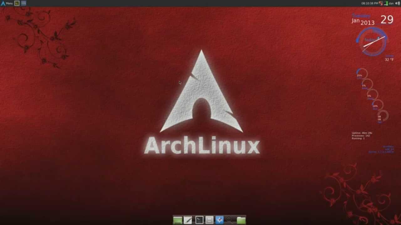 Arch Linux: G15 'G' Keys Configuration