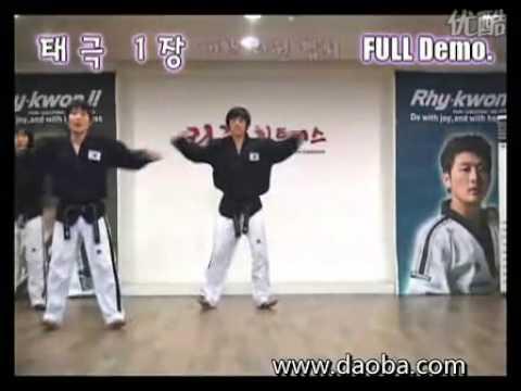 Taekwondo Dace Nobody