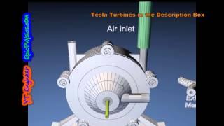 Nikola Tesla's Turbine