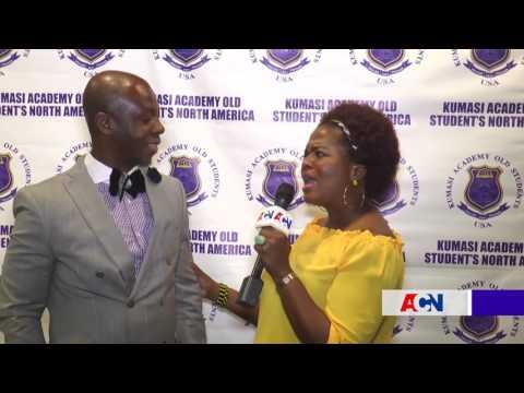 Interviews at Fundraising Dinner Dance