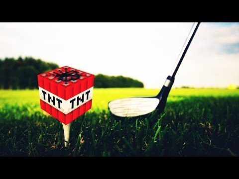 Golfing with TNT?!