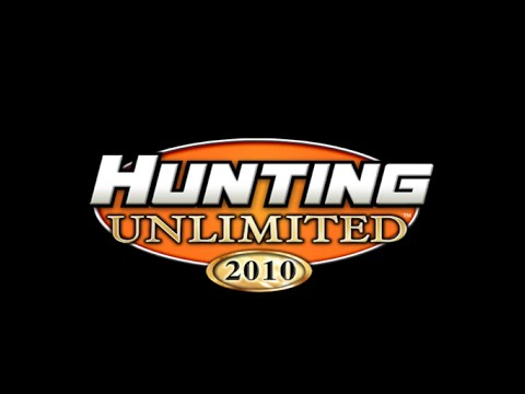 Hunting Unlimited 2010...The Jump |