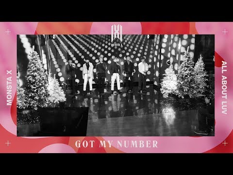 MONSTA X - GOT MY NUMBER