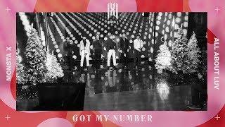 MONSTA X - GOT MY NUMBER mp3