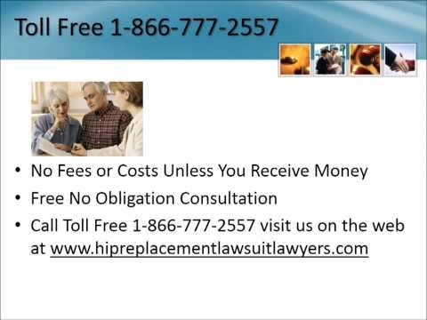 Stryker Hip Recall Lawsuit Anchorage Alaska Lawyers 1-866-777-2557 - Stryker Hip Replacement